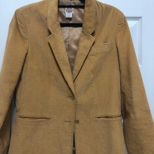 Picket and Post Vintage Corduroy Blazer